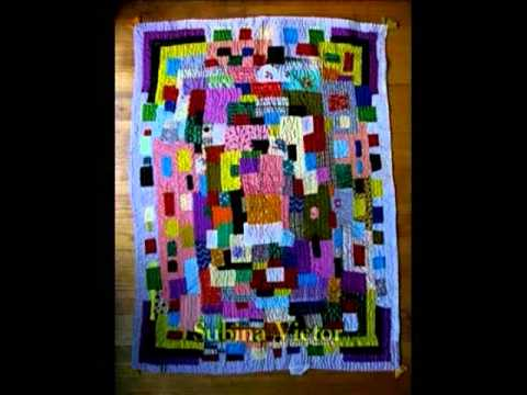 MoAD - Africans in India - Patchwork Quilts