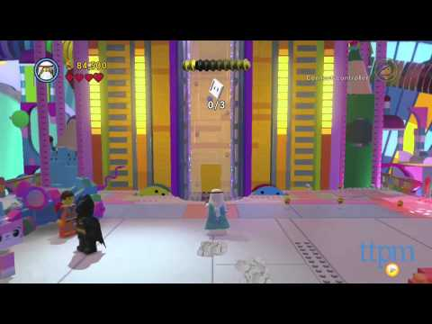 The LEGO Movie Video Game from Warner Bros. Interactive Entertainment