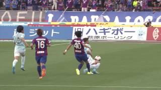 2017年5月7日(日)に行われた明治安田生命J1リーグ 第10節 甲府vs磐...