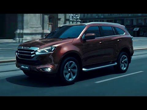 2021 Isuzu MU-X – interior Exterior and Drive (Perfect SUV)