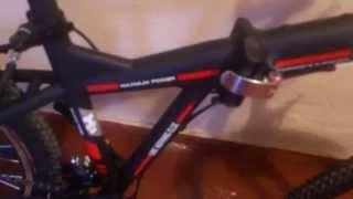 Велосипед Formula Hummer 26