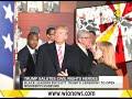 Trump salutes civil rights heroes
