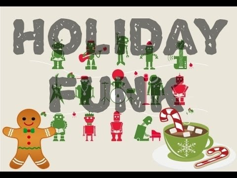 Holiday Funky Music - Funky Mix - G Funk 2016 - 1 Hour !