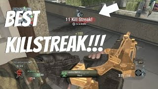Call Of Duty Black Ops Best Killstreak Reward?!?! Attack Dogs