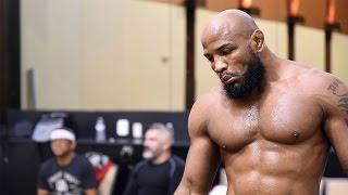 YOEL ROMERO ОДИН ИЗ ЛУЧШИХ В СРЕДНЕМ ВЕСЕ UFC