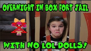 box fort jail