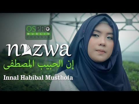 Nazwa Maulidia - Innal Habibal Musthofa Cover Terbaru