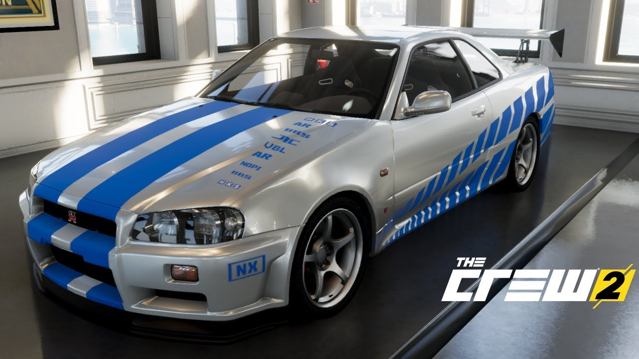 Nissan Of New Orleans >> The Crew 2 - Making 2Fast 2Furious Nissan Skyline U4G ...