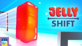 Jelly Shift: iOS / Android Gameplay Walkthrough + Duck Unlock! (by SayGames)