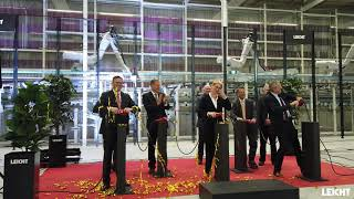 LEICHT PLANT II GRANG OPENING