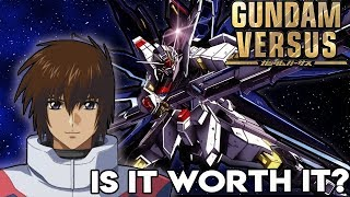 Gundam Versus: Strike Freedom Gundam - Is It Worth It?