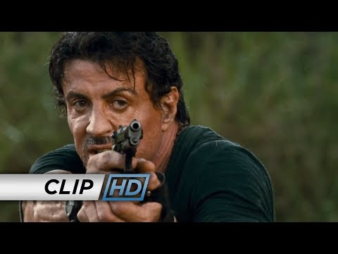The Expendables (2010) - 'Are You Crazy'