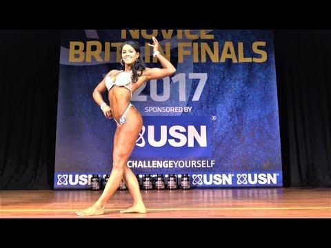 USN NABBA Novice Britain Finals 2017 - FULL EVENT