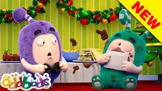 ODDBODS | Ho Ho Ho Messy Christrmas! | CHRISTMAS 2020 | Cartoons For Children