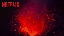 In den Tiefen des Infernos | Offizieller Trailer | Netflix