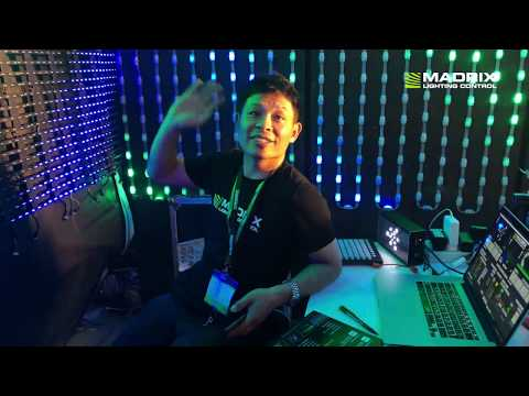 MADRIX @ Prolight + Sound Guangzhou 2018