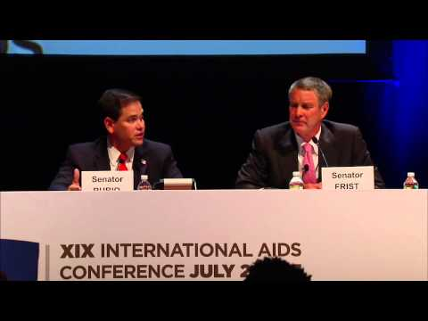 International AIDS Conference 2012, National HIV Strategies: High Level Political Leadership