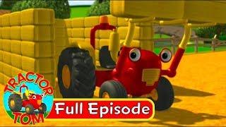Traktor Tom | Season2 | Episode 3 - Hide and Seek | LKW-Cartoon