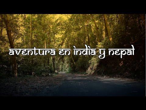 Una mujer sola con su moto por  India y Nepal