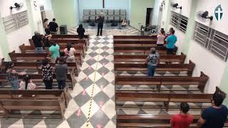 #43 - Culto de Oração e Ensino | Rev. Robson Ramalho