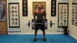 Bicep Curl 50% Your Weight Max: 75 lbs X 40 Reps @ 145 lbs