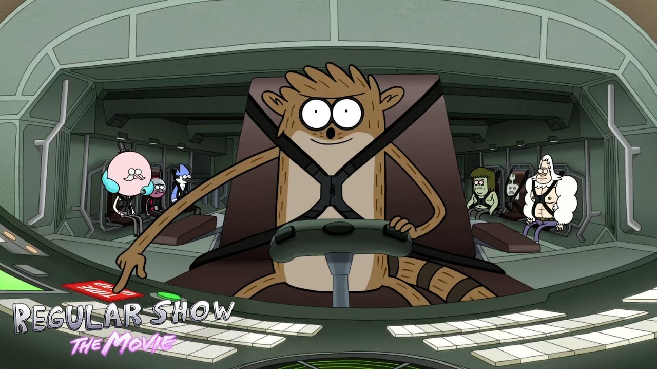 Download Regular Show - The Gangs Going To Save The Universe   Regular Show: The Movie
