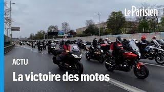 Abandon du contrôle technique pour les deux-roues : les motards savourent mais «restent vigilants»