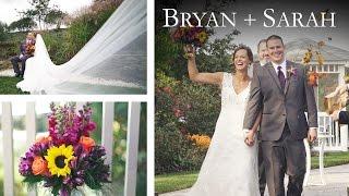 Bryan and Sarah Wedding Highlight