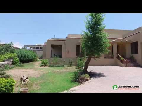 HOUSE FOR SALE AT BHARA KAHU ISLAMABAD