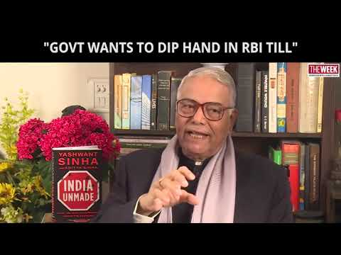 "Video: Yashwant Sinha on Modi, Calling BJP ''Murdo Ki Party"", Who will Win 2019 And More."