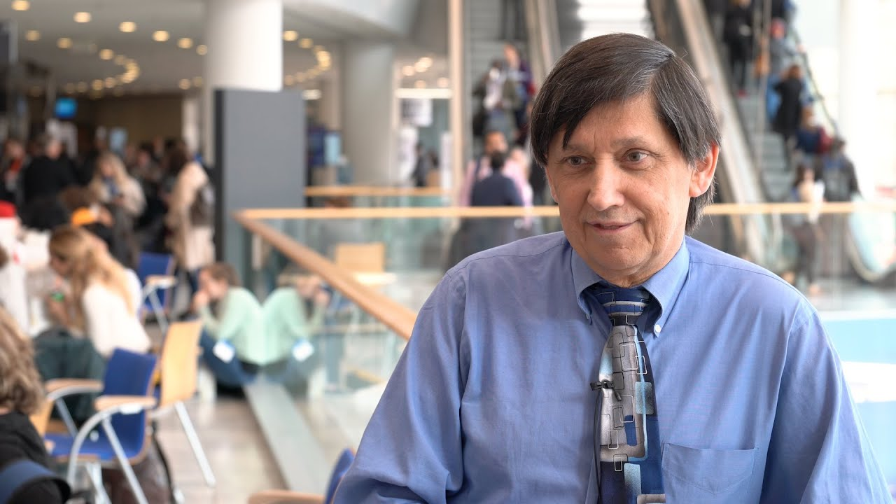 Richard Maziarz | EBMT 2019 | Grading cytokine release syndrome and neurotoxicity in CAR T trials