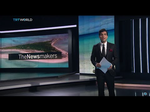 The Newsmakers: Mother Teresa's Sainthood and Protecting the World's Oceans