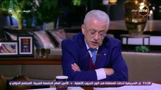 مساء dmc - وزير التربية والتعليم: مستقبل مصر التعليمي غير واضح وهدفنا تكوين شخصية مبتكرة