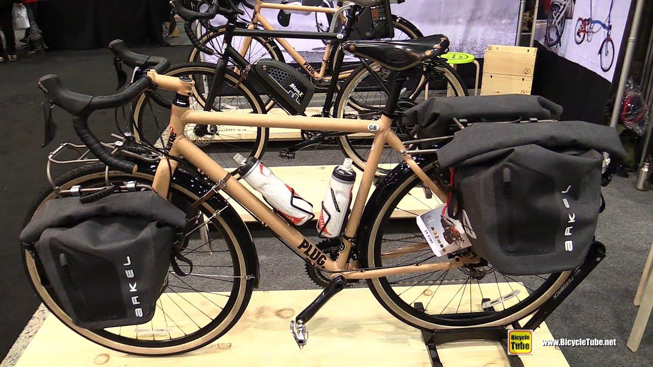 2016 Charge Bikes Plug 3 Bike Walkaround Salon Velo Montreal