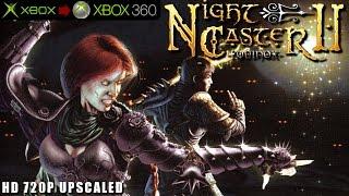 NightCaster II: Equinox - Gameplay Xbox HD 720P (Xbox to Xbox 360)