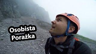 Porażka! Poddałem się na Ścianie - Ferrata Anna 300m / Austriackie Alpy (Vlog #177)