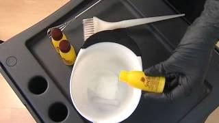 видео краски для волос без аммиака