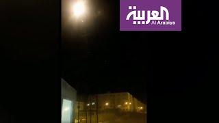 فيديو للحظة إسقاط الطائرة الأوكرانية بصاروخ فوق طهران