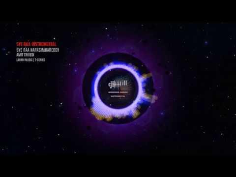 Sye Raa | DJ Instrumental | Amit Trivedi | Sunidhi Chauhan | Shreya Ghoshal |Sye Raa Narasimha Reddy Mp3