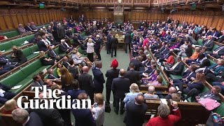 MPs vote to pass Brexit delay bill by majority of 29