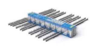 Nieuwe generatie Schöck Isokorf® XT: 25% betere thermische isolatie