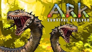 ATTACK OF THE WORMS ★ ARK: Survival Evolved (45)
