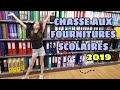 CHASSE AUX FOURNITURES SCOLAIRES 2019 ! BACK TO SCHOOL COLLÈGE thumbnail