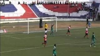 Liberia - Nigeria