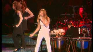 Celine Dion - Treat Her Like A Lady (Live In Paris at the Stade de France 1999) HDTV 720p