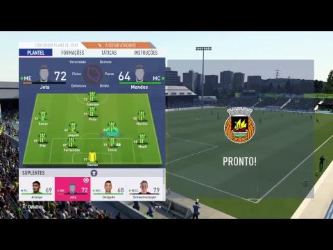 FIFA 19- Modo Carreira - Tondela