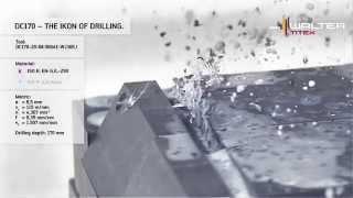 Walter Titex DC170 – The Ikon of drilling