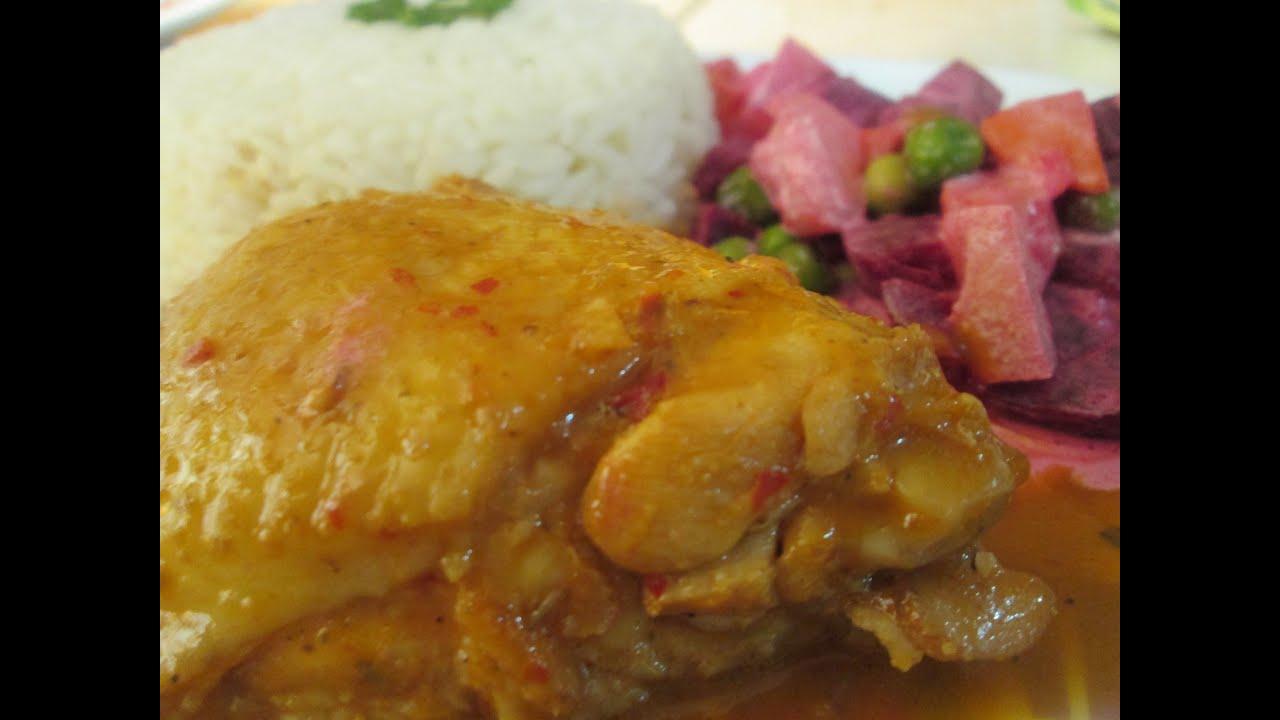 recipe: ensalada rusa con pollo al horno [26]