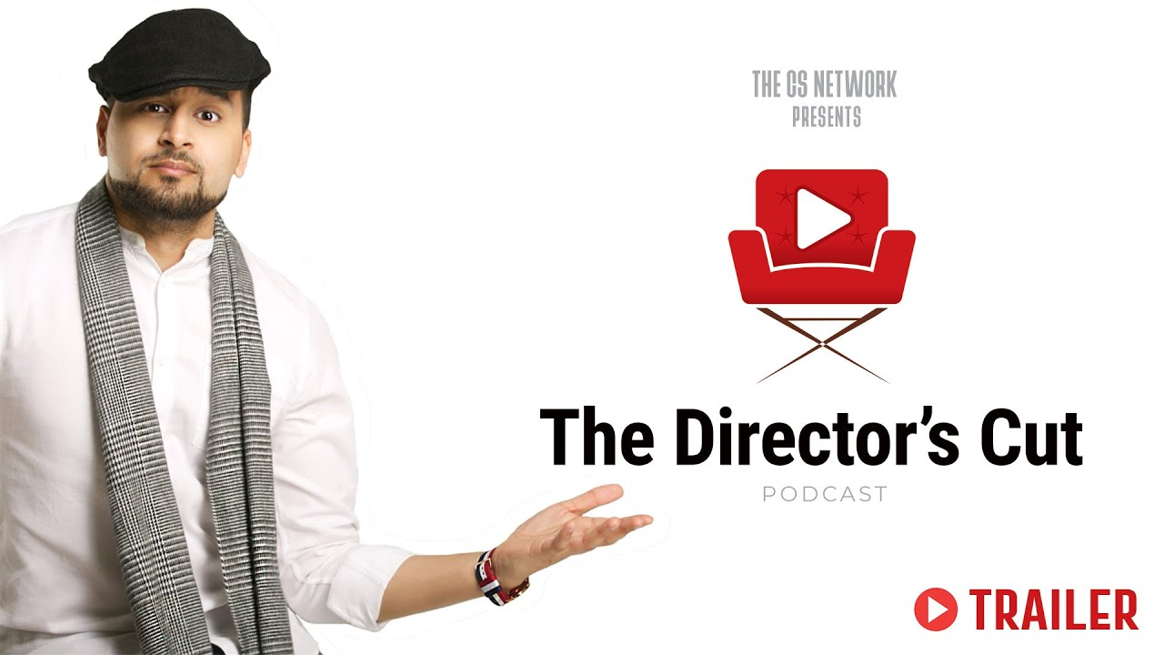 The Director's Cut Podcast | Official Trailer | Oct 1st 2020