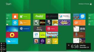 Windows 8 - How to search for apps, programs, and files